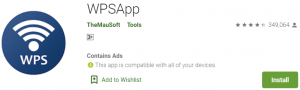WPSApp for PC Download