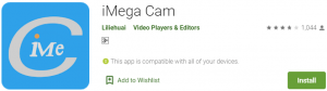 iMega Cam for PC Download