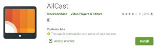AllCast App for PC
