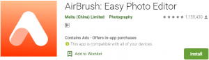 AirBrush for PC Download
