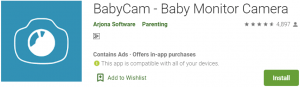 BabyCam for PC Download
