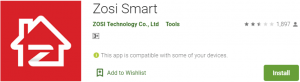 Zosi Smart App for PC Download