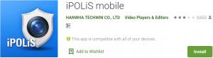 iPOLiS mobile PC Download