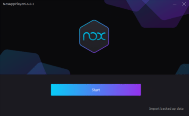 Nox App Player on Windows