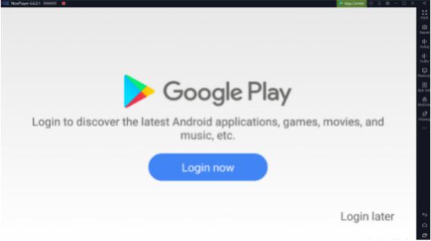 Nox App Player on Windows