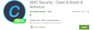 AMC Security For PC