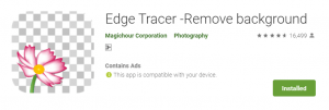 Edge Tracer For PC