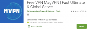 MagVPN for PC Download