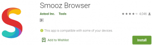 Smooz Browser for PC Download