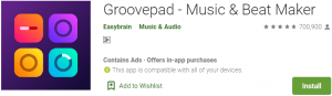 Groovepad PC Download