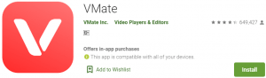 VMate for PC Download