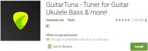 GuitarTuna PC Download