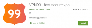 VPN99 Fo PC