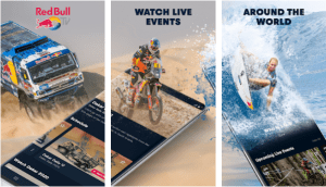 Red Bull TV For PC