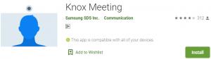 Knox Meeting PC Download
