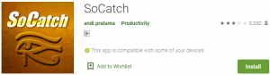 SoCatch for PC Download