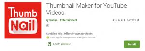 Thumbnail Maker For PC