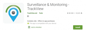 TrackView For PC