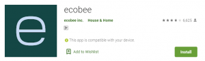 Ecobee For PC