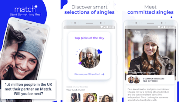 Match Dating App for PC