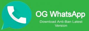 OGWhatsApp For PC