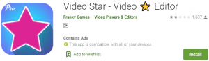 Video Star for PC Download