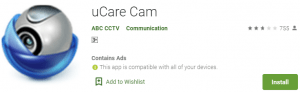 uCare Cam for PC Download