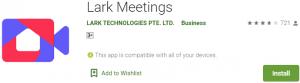 Lark Meetings PC Download