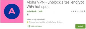 Aloha VPN PC Download