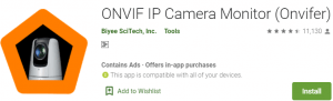 ONVIF IP Camera Monitor for PC Download