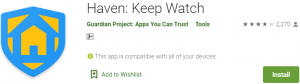 Haven Keep Watch PC Download