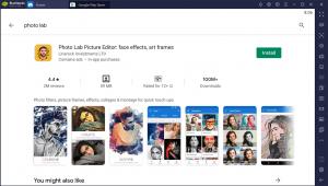 Photo Lab App for PC