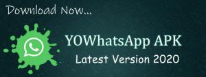 YoWhatsApp For PC