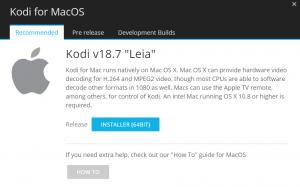 Kodi For PC