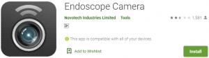 Endoscope Camera PC Download