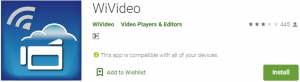 WiVideo PC Download