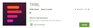 TRIBL For PC