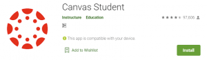 Canvas Student For PC