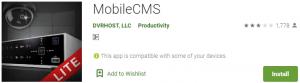 MobileCMS PC Download