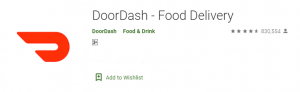 DoorDash For PC