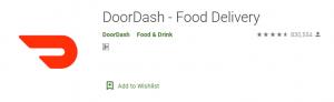 DoorDash For PC