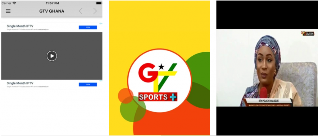 Gtv Sports HD app PC download