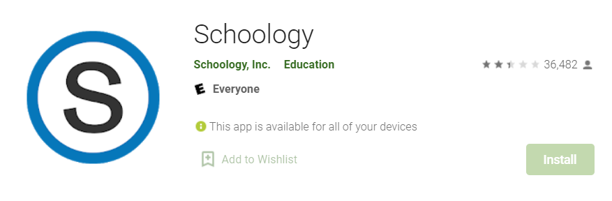 Schoology for Mac