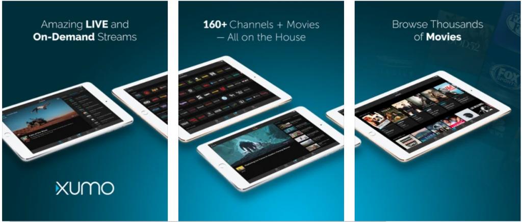 Xumo app PC download