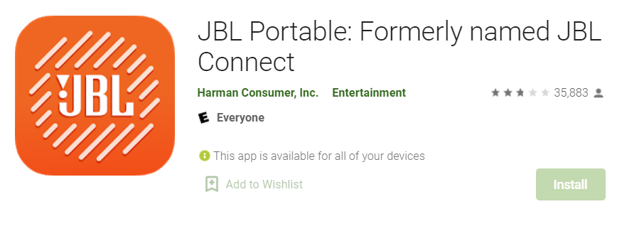 JBL Connect for Mac