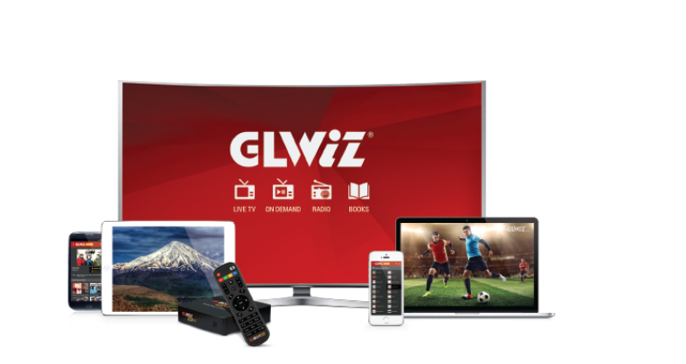 GlWiz app on Windows