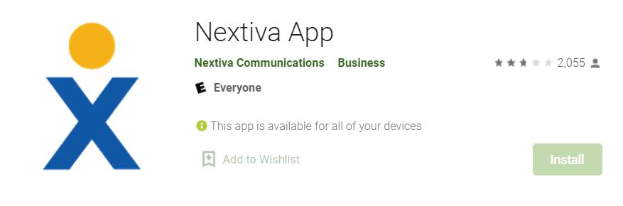 Nextiva for Mac