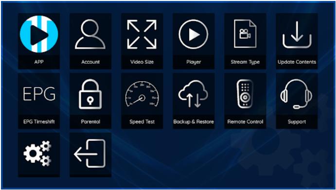 XCIPTV Player app PC